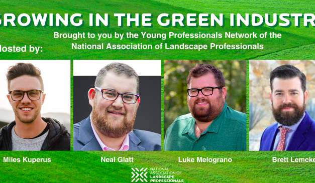 The Rose and Thorn of Working at Home: Episode 1: the New Growing in the Green Industry Podcast