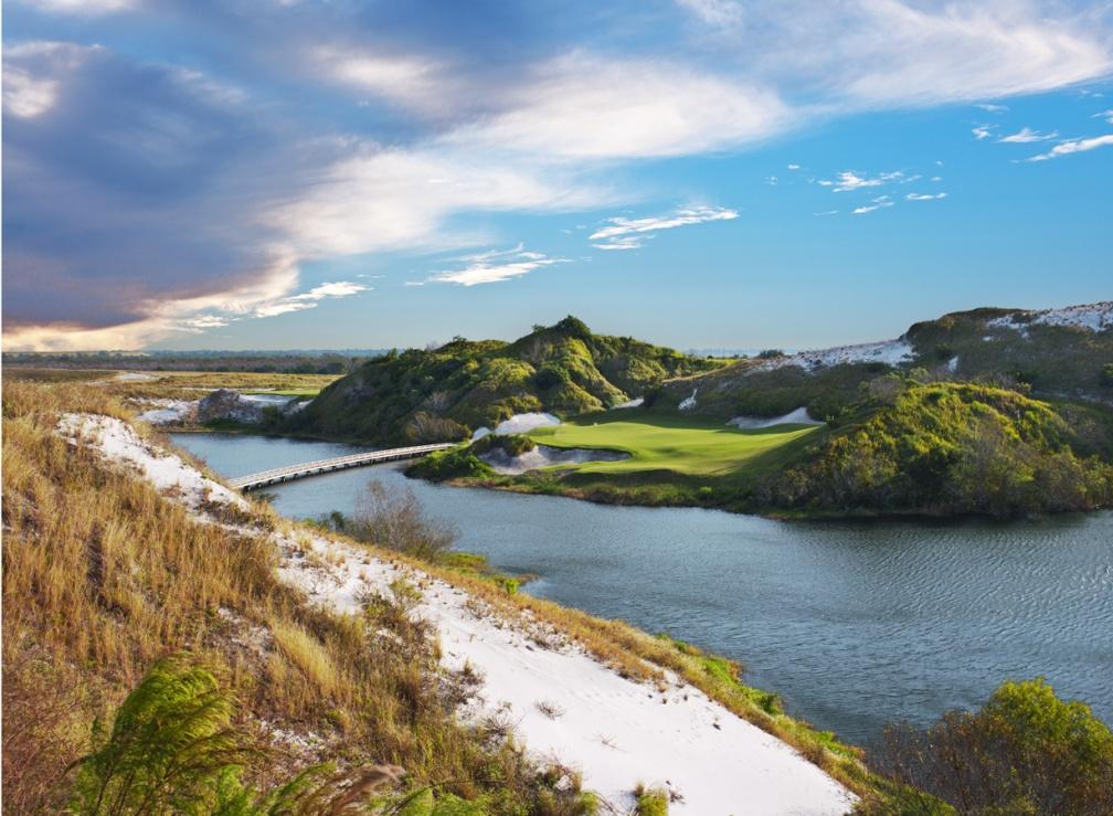 Streamsong golfcourse Tampa, Florida