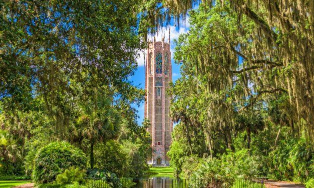 10 Best Gardens in the South: Bok Tower Gardens