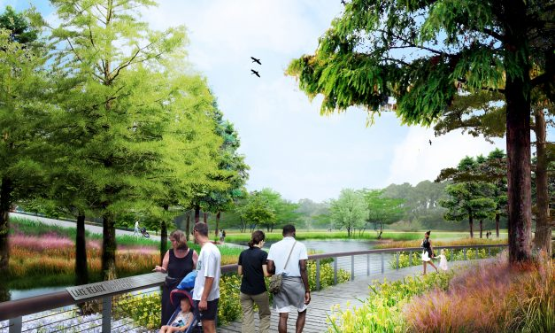 How one community created a privately funded park