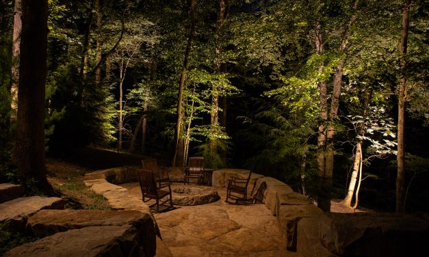 Red Oak Outdoor Lighting Wins National Award