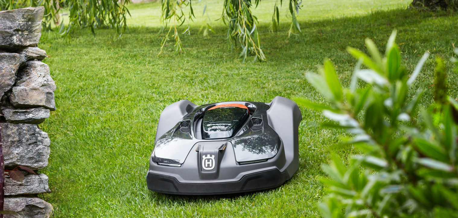 Mowbot Husqvarna robotic lawn mowers
