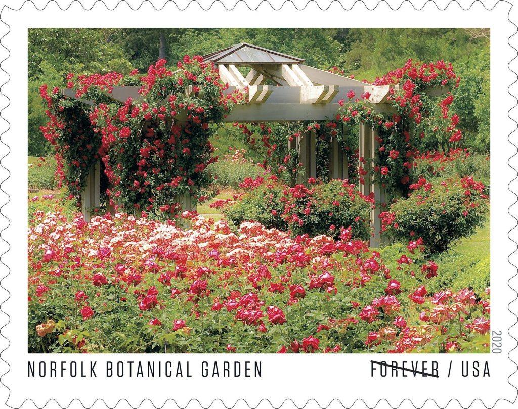 Bicentennial Rose Garden