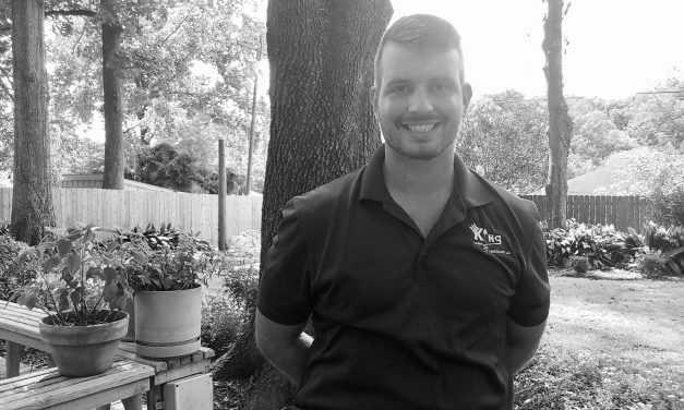Little Interview: Joseph King, Landscape Business Owner