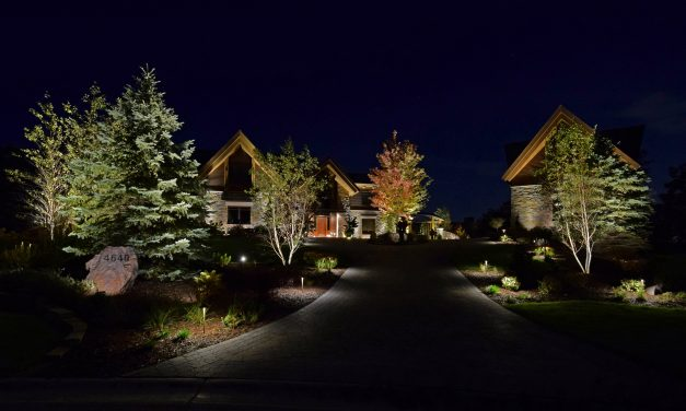 How to Achieve Balance in Outdoor Lighting