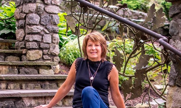 Little Interview: Lori Hawkins, Landscape Architect