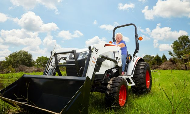 Florida Widow Wins Bobcat Equipment