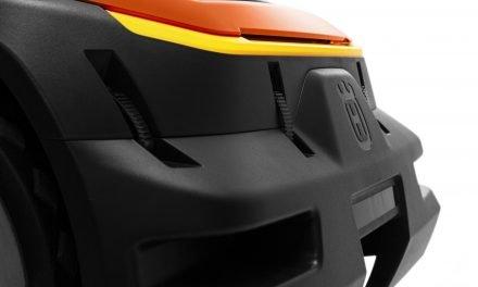 Husqvarna Announces Robotic Turf Care