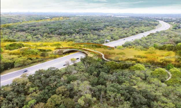 San Antonio Land Bridge Complete