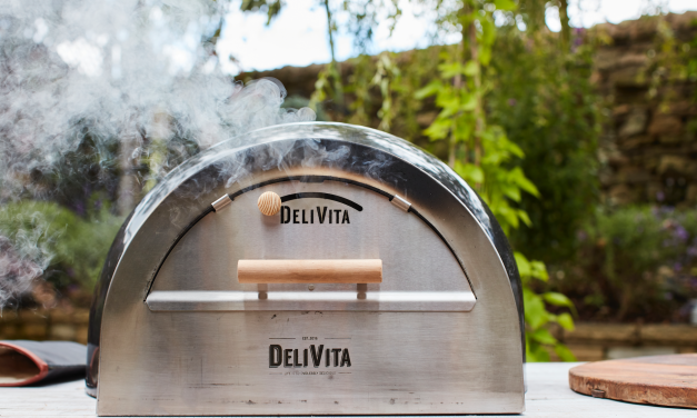 Pizza Oven Debuts in US