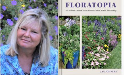 """Floratopia"" Book By Jan Johnsen"
