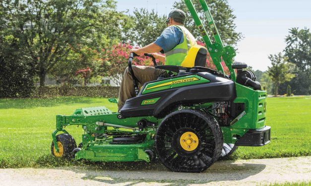 Interview with John Deere's Chase Tew