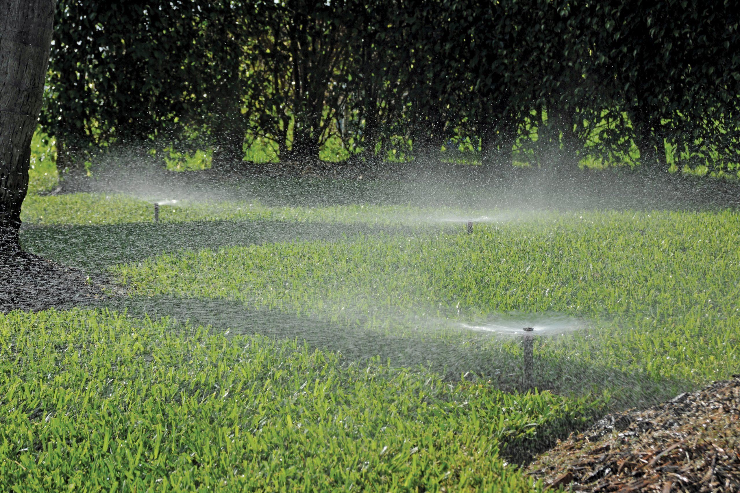 Irrigation by KRAIN